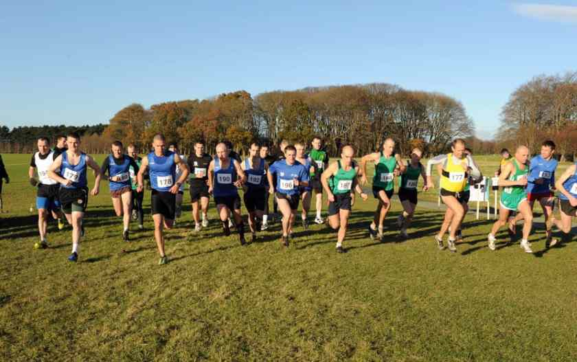what is cross country running guide