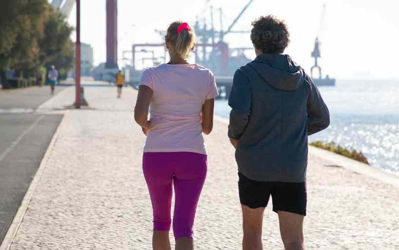how to power walking guide