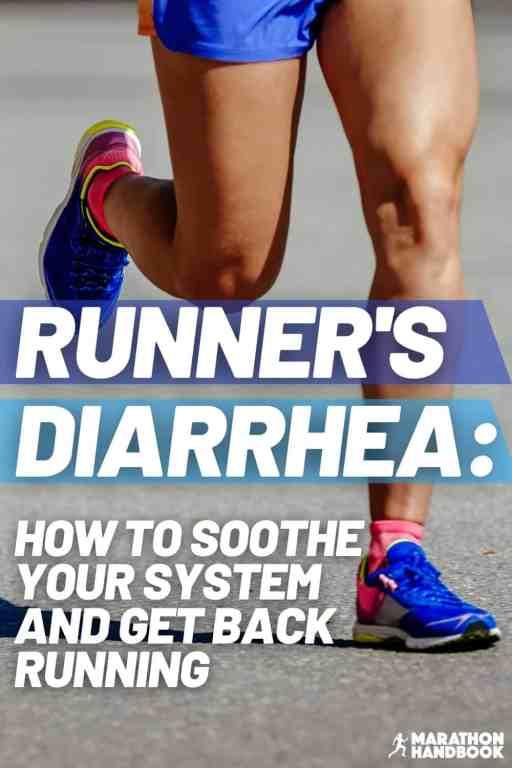 runner's diarrhea after running