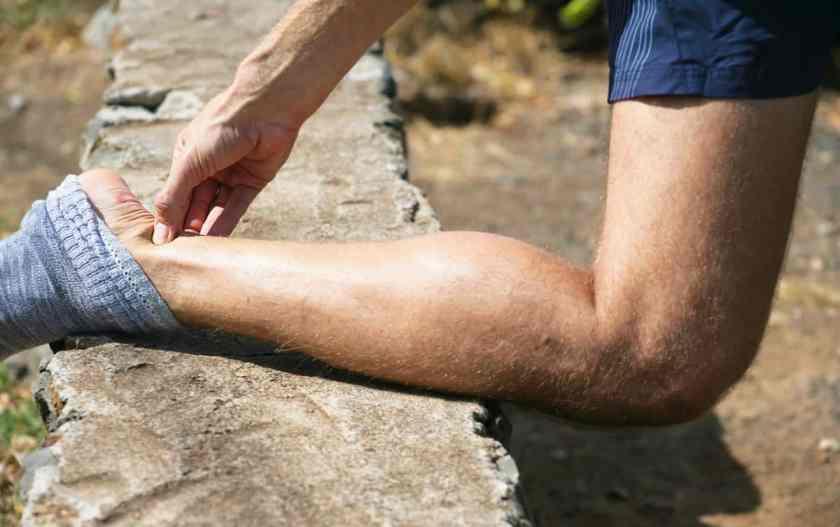 achilles tendonitis runner's feet