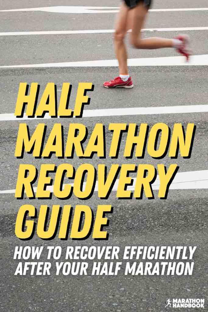 half marathon recovery