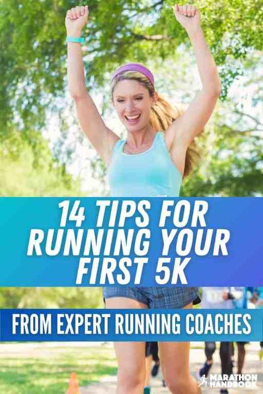 running tips for first 5k