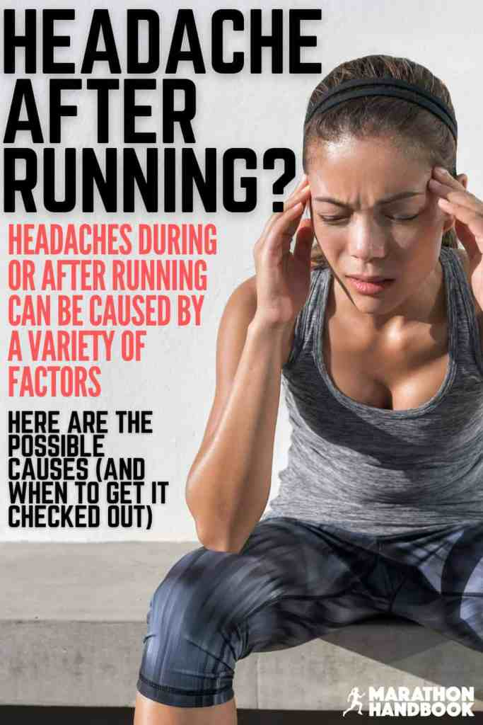 headache after running