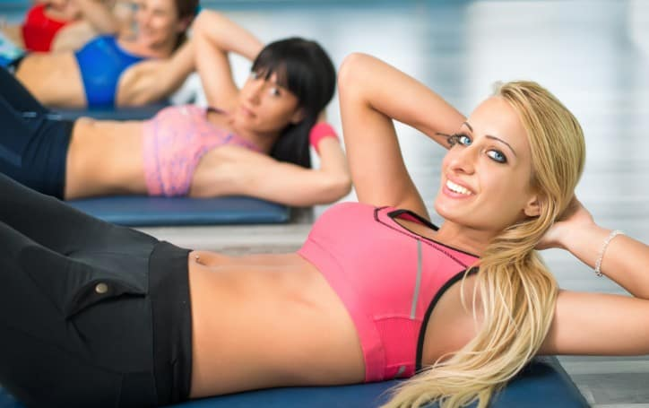 best core exercises for runners