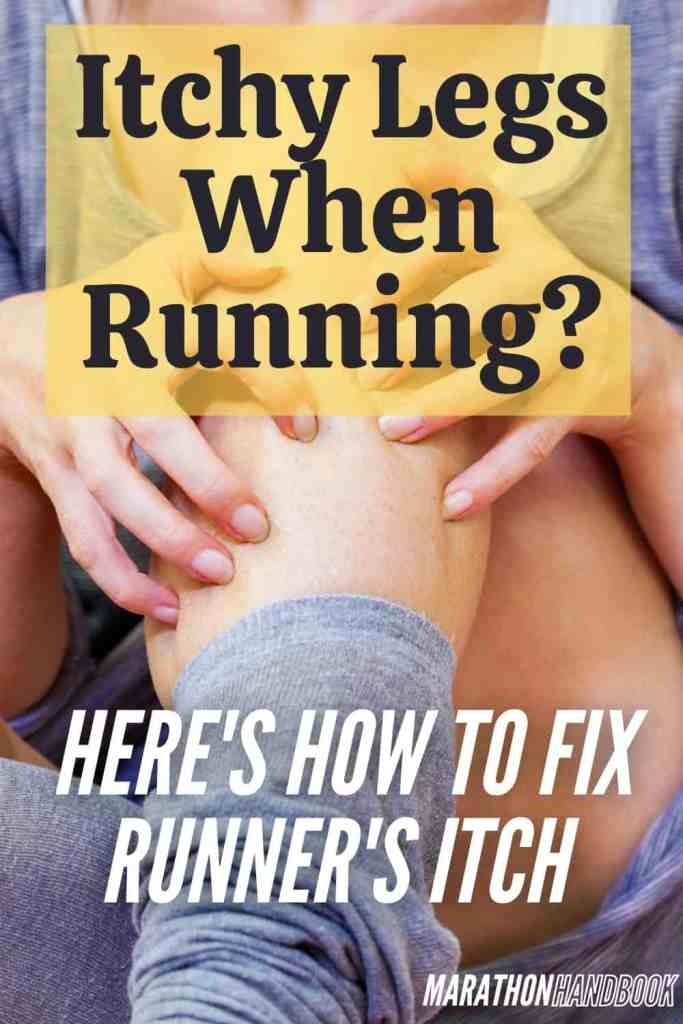 runner's itch