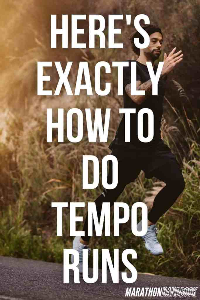 what is a tempo run
