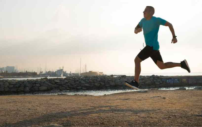 the benefits of sprinting