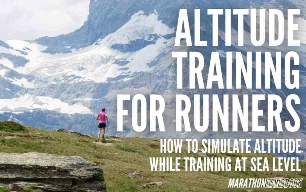 altitude training for runners guide main