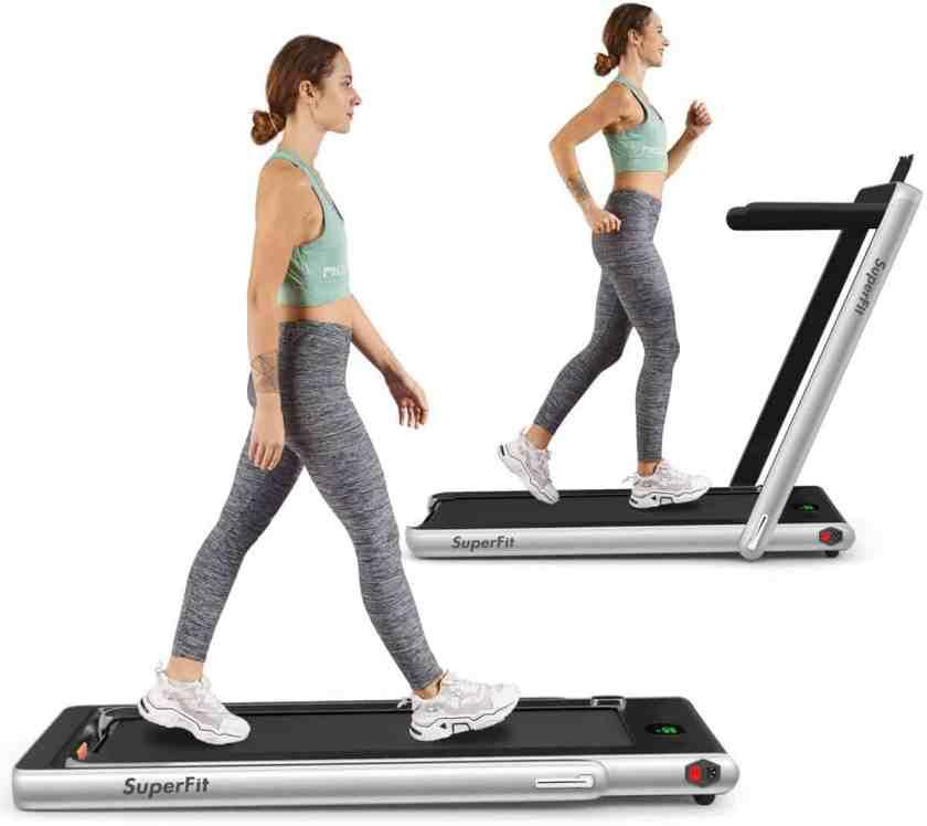 Go Plus smart treadmill