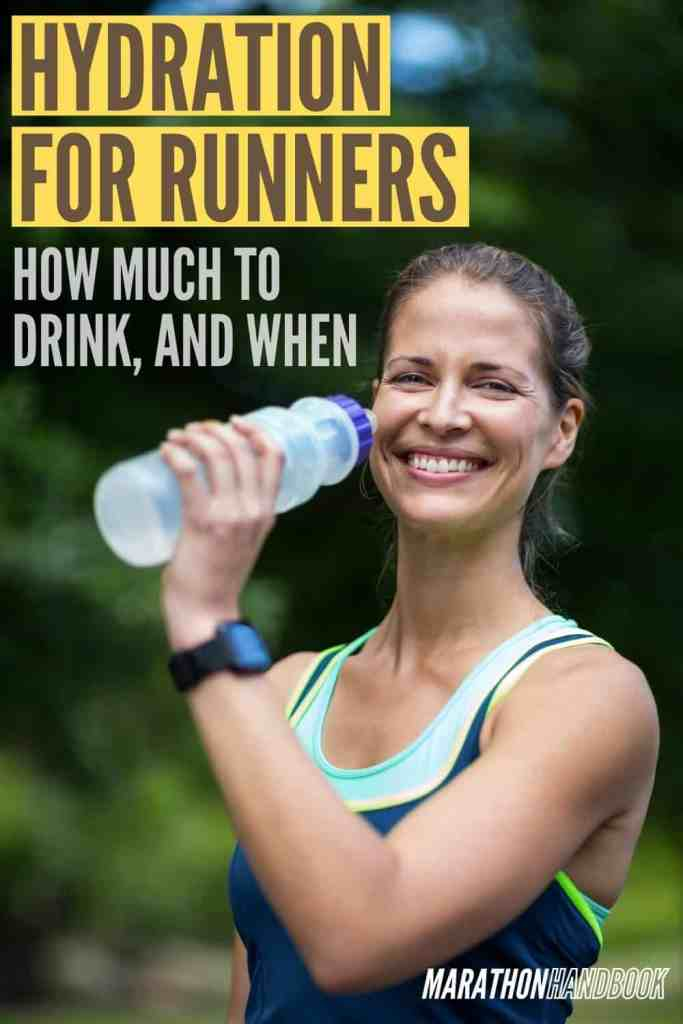 Hydration for Runners: Everything you need to know! 1