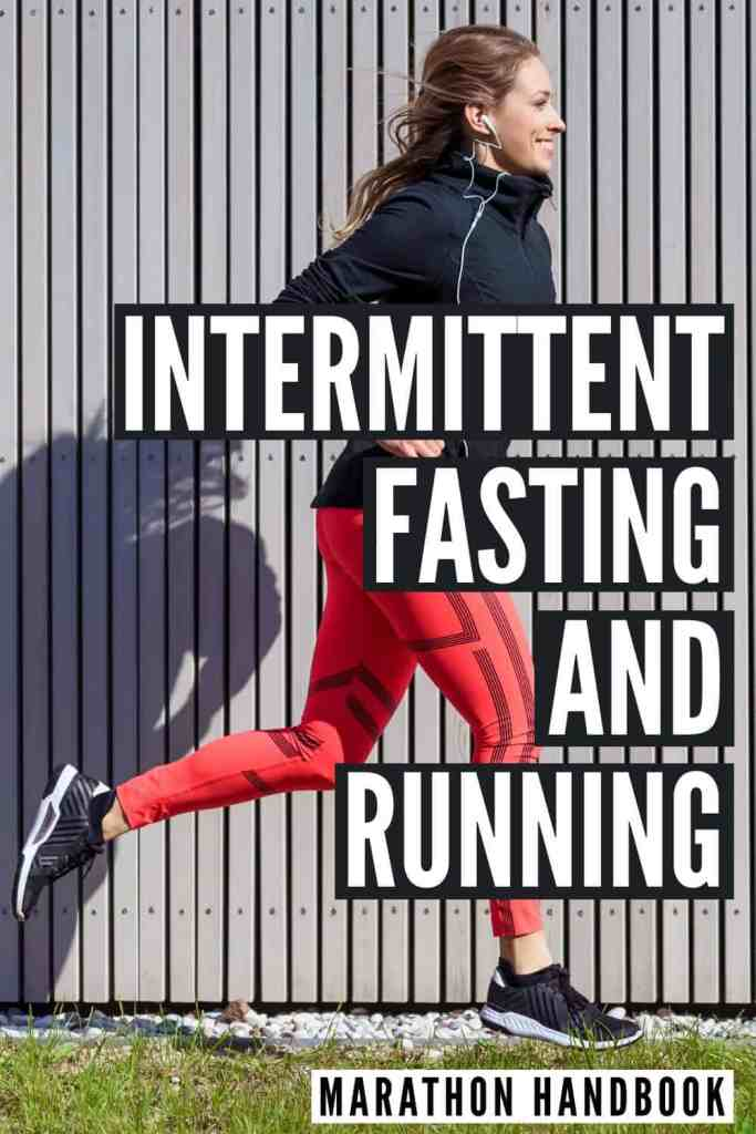 intermittent fasting and running