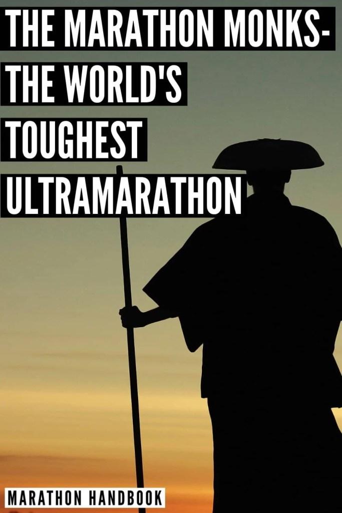 marathon monks gyoja