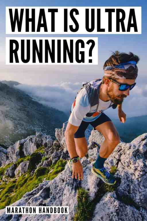 What is ultra running