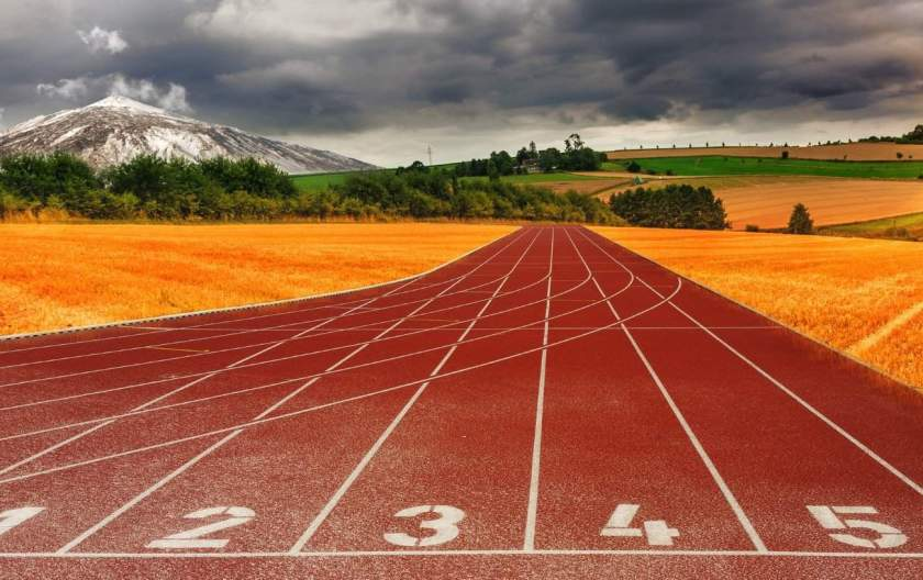Visualization For Runners: How To Visualize Your Running Success 1