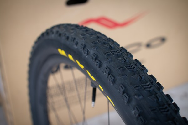 Maxxis release wider Aspen and Rekon Race tyres ...