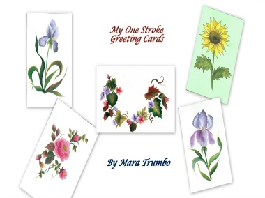 Art expressions hand painted greeting cards hand painted greeting cards m4hsunfo