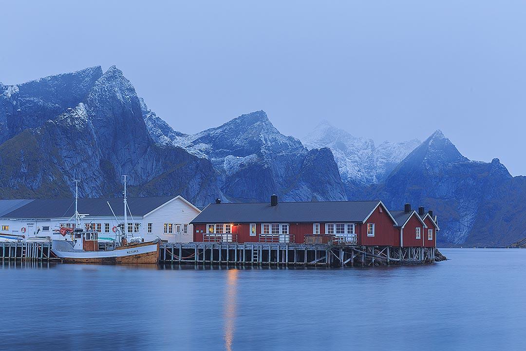 Photorgaphy workshop Lofoten Islands winter