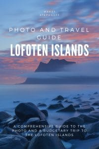 Losoten Islands guide book