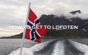 how to get to lofoten
