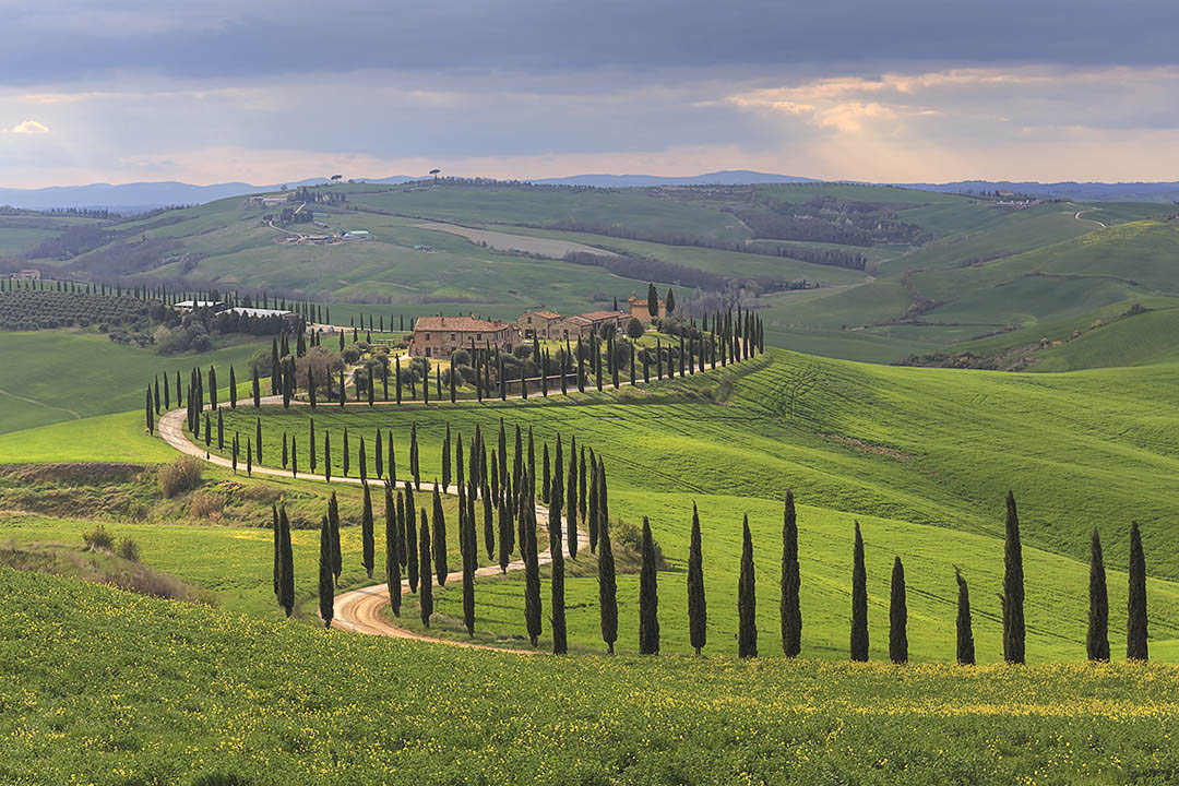 Tuscany photo tour. Baccoleno.