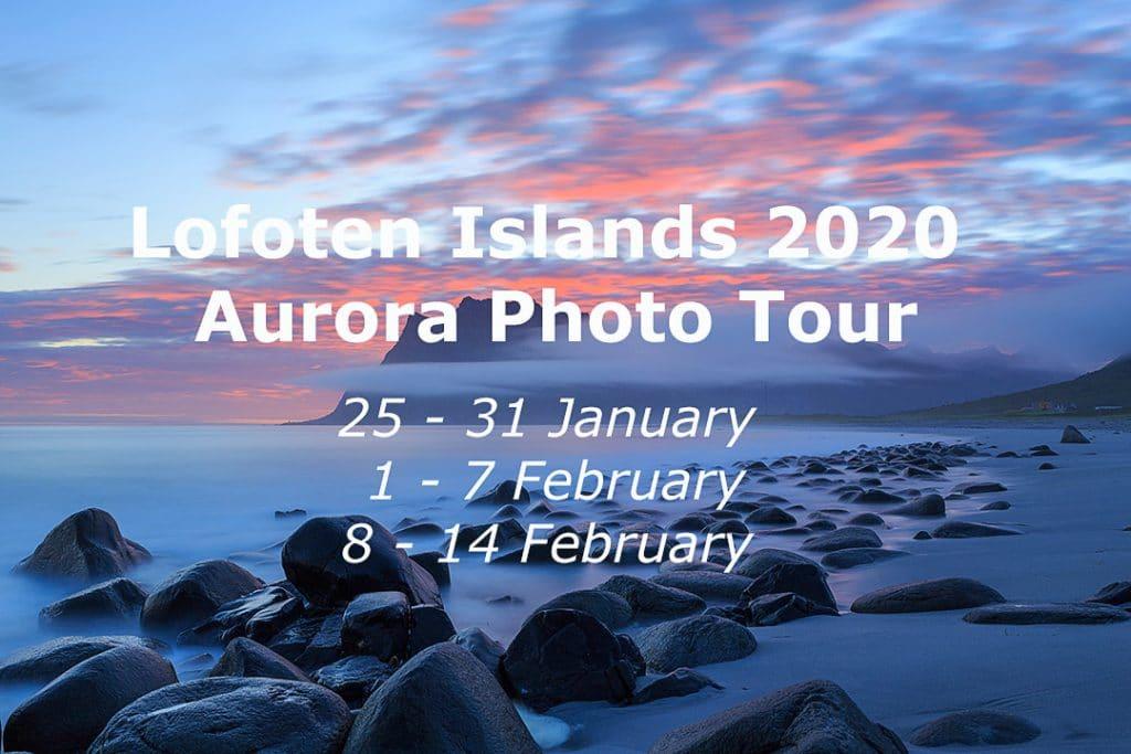 Lofoten Islands 2020 Photo Tour