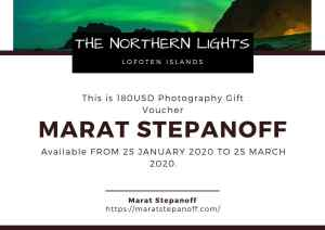 This is Photography Gift Voucher