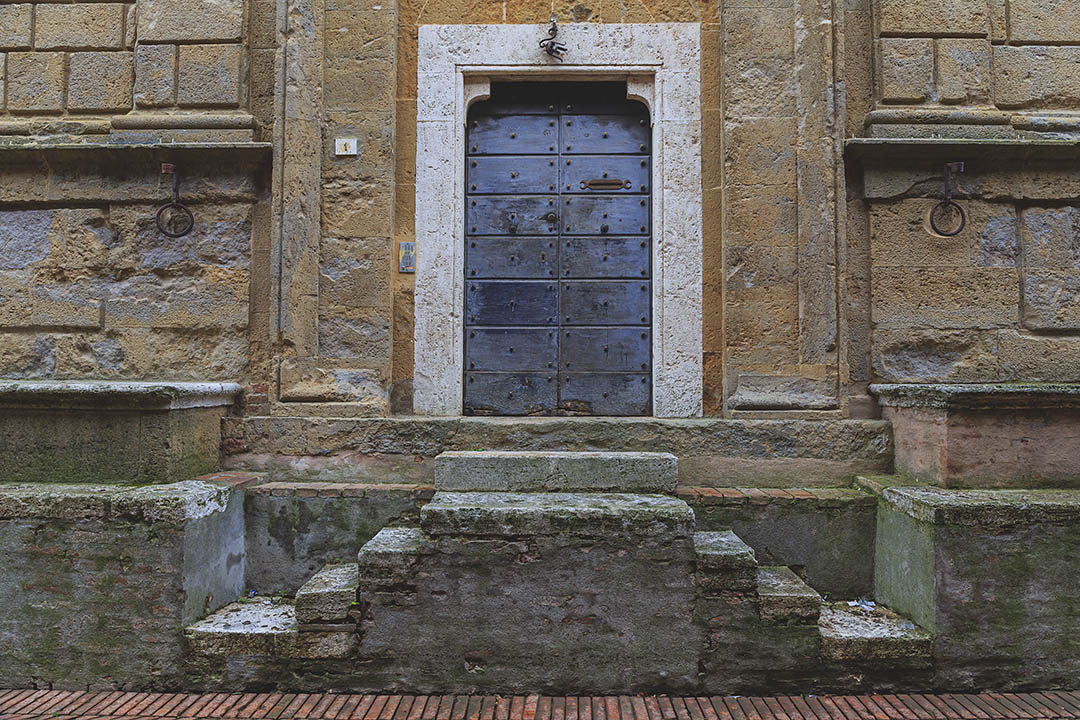 Palazzo Piccolomini.
