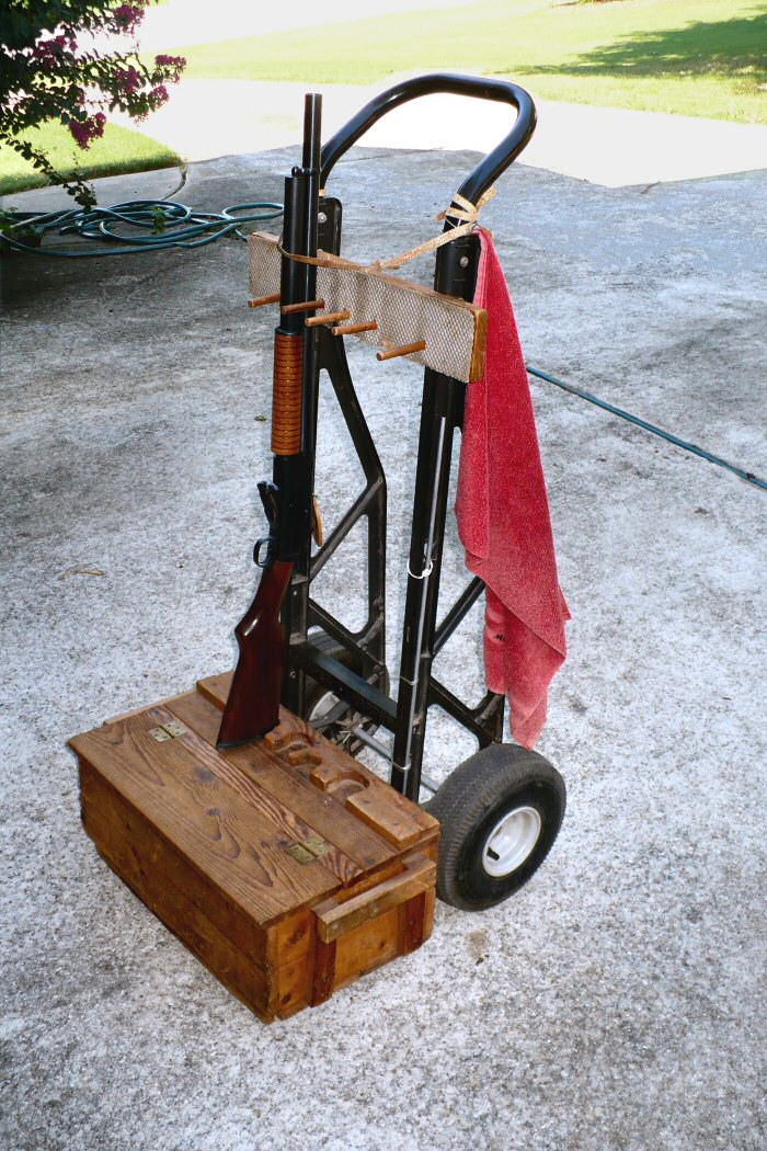 Marauder S Simple Gun Cart