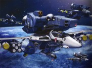 Robotech - Tenjin Hidetaka Art Works of Macross Valkyries (31)