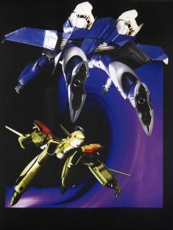 Robotech - Tenjin Hidetaka Art Works of Macross Valkyries (40)