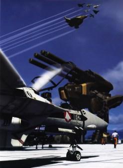 Robotech - Tenjin Hidetaka Art Works of Macross Valkyries (41)