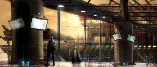 Concept Art Futuristic Cities (56)