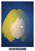 Superheroes and villains minimal art posters (1)