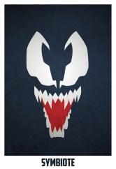 Superheroes and villains minimal art posters (22)