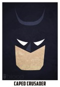 Superheroes and villains minimal art posters (32)