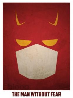 Superheroes and villains minimal art posters (36)