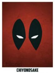 Superheroes and villains minimal art posters (39)