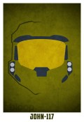 Superheroes and villains minimal art posters (48)