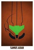 Superheroes and villains minimal art posters (52)