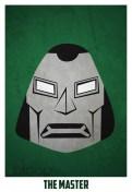 Superheroes and villains minimal art posters (59)