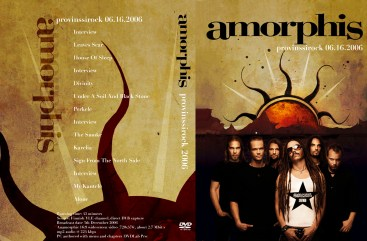 amorphis Provinssirock