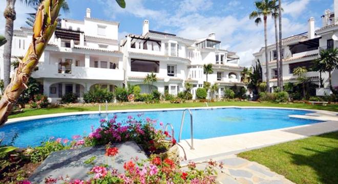 Alquiler Apartamento para Vacaciones en Los Naranjos de Marbella 1