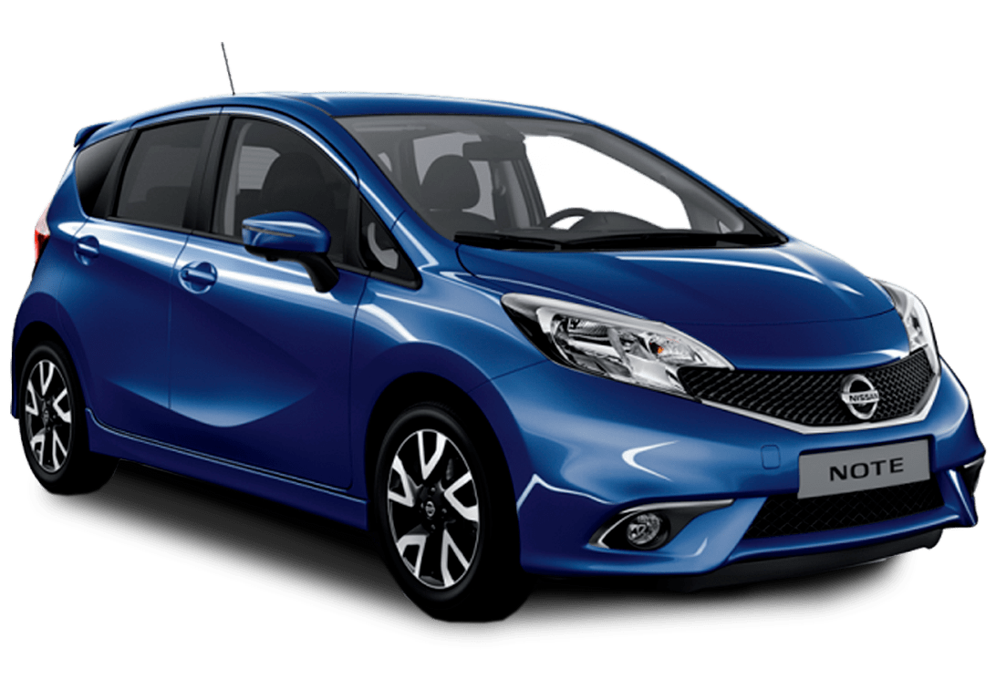 Rent Nissan Note