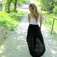 Tricky skirt
