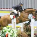MarBill Hill Farm - Sam Walker - Junior 1.20 meter Jumpers - Jetta - Royal Agricultural Winter Fair - 2014