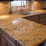 Savannah Gold Granite Kitchen Countertops Marble Com