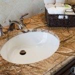 Rain Forest Brown Marble Bathroom Marble Com