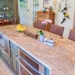 Baltic Blue Granite Kitchen Countertops Marble Com