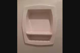 Shower Accessory Super Soap Dish
