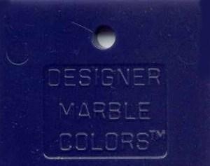 Marble Cobalt Blue
